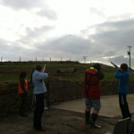 Go Explore Hostel - Clay Pigeon Shooting June Bank Holiday 2012