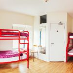 Go Explore Hostel Bedroom