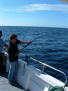 Go Explore Hostel - Sea Angling on board Restorick 11