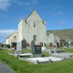The Clare Island Abbey