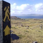 Clare Island walking trails