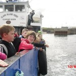 Getting to Clare Island: Pirate Queen Ferry