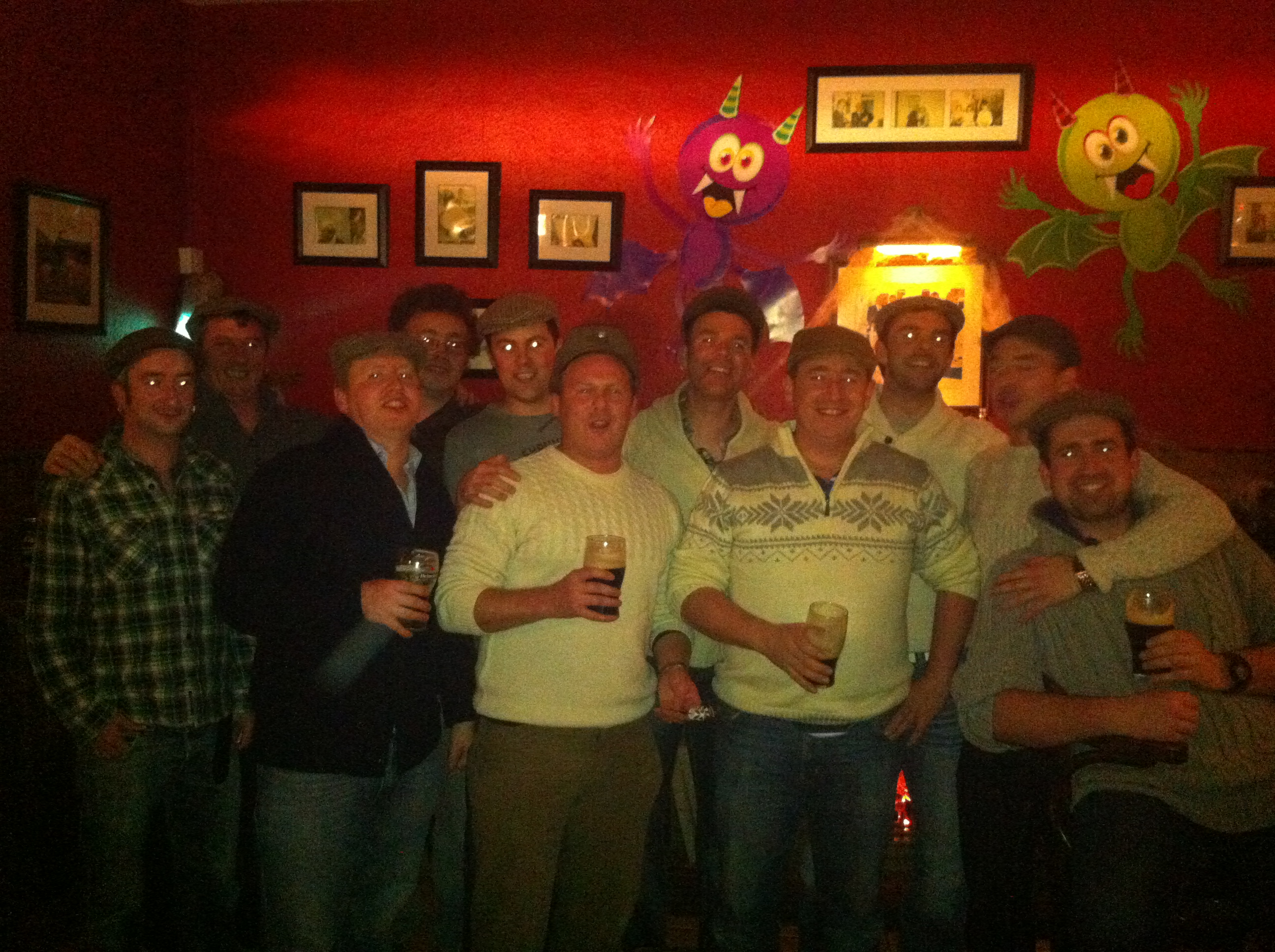 Anthony Hennigan Stag November 2012