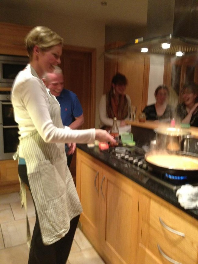 Cookery Classes with Westport Cuisine Mayo Ireland