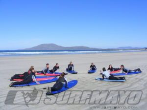 Learn to Surf in Mayo