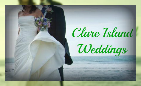 Clare Island boutique wedding venue