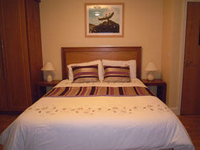 O'Gradys Guest Accommodation Bedroom Clare Island